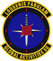 Global Activities Squadron, US Air Force.png