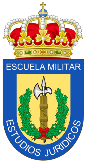 Military School of Legal Studies of the Spanish Armed Forces, Spain.png
