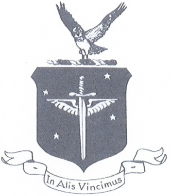 Coat of arms (crest) of the 19th Bombardment Group, USAAF