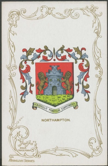 Arms of Northampton