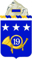 19th Infantry Regiment, US Army.png