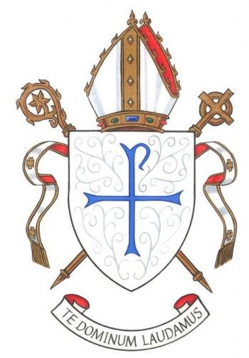 Arms (crest) of Diocese of Galloway