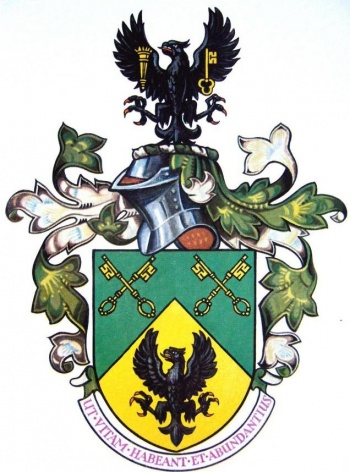 Arms (crest) of St John's College