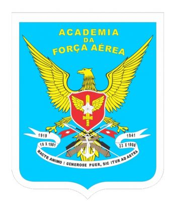 Coat of arms (crest) of the Air Force Academy, Brazilian Air Force