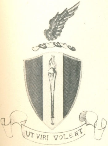 Coat of arms (crest) of the Gulf Coat Training Center, USAAF