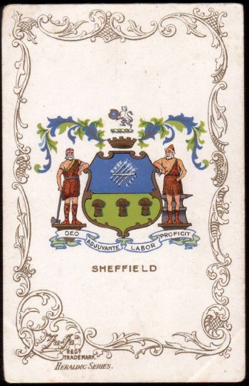 Arms of Sheffield