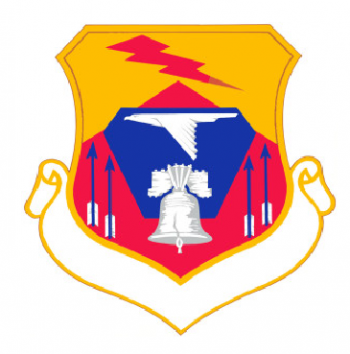 Coat of arms (crest) of the 913th Tactical Airlift Group, US Air Force