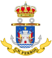 Naval Command of Ferrol, Spanish Navy.png