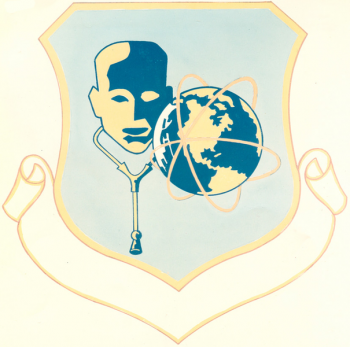 Coat of arms (crest) of the 807th Medical Group, US Air Force
