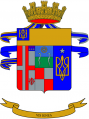 8th Artillery Regiment, Italian Army.png