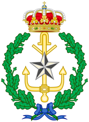 Naval Warfare College, Spanish Navy.png