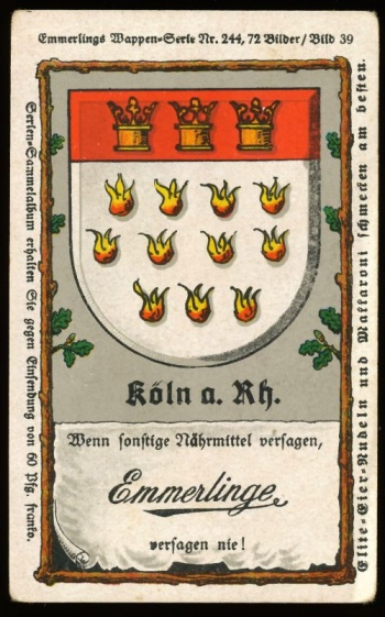 Arms of Emmerlinge Series