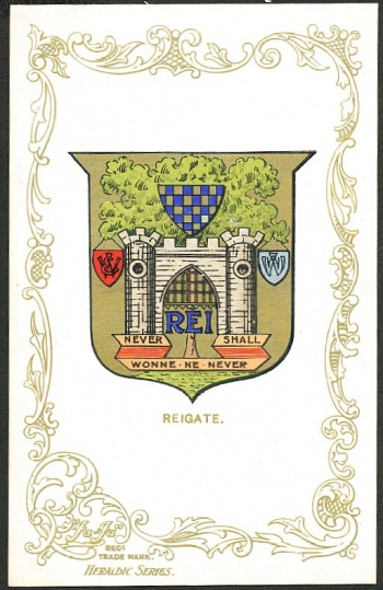 Arms of Reigate