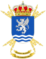 Signal Company No 17, Spanish Army.png
