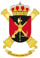 Field Artillery Group II of the Legion, Spanish Army.png