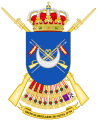 Regulares Group of Ceuta No 54, Spanish Army.png