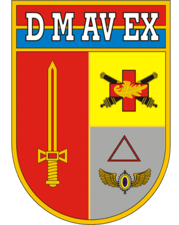 Coat of arms (crest) of the Directorate of Army Aviation Materiel, Brazilian Army