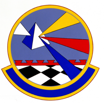 Coat of arms (crest) of the 544th Combat Applications Squadron, US Air Force