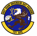 721st Aerial Port Squadron, US Air Force.png