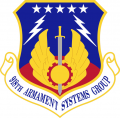 918th Armament Systems Group, US Air Force.png