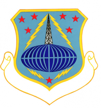 Coat of arms (crest) of the 226th Combat Communications Group, Alabama Air National Guard