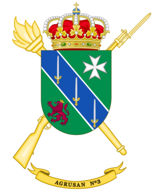 3rd Army Health Services Grouping, Spanish Army.png