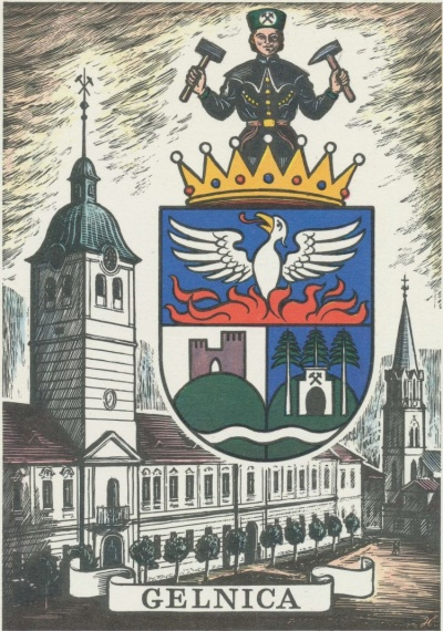 Arms (crest) of Gelnica