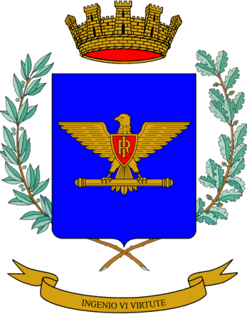 Coat of arms (crest) of the General Staff, Italian Army