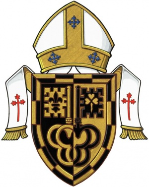 Arms (crest) of Diocese of London, Ontario