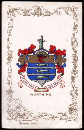 Arms of Worthing