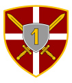 1st Land Forces Brigade, Serbian Army.png