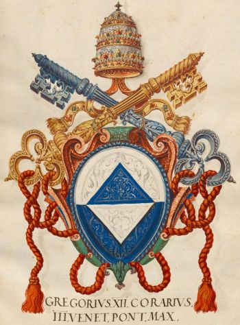 Arms (crest) of Gregory XII