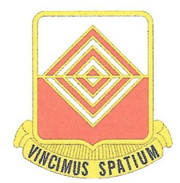 Arms of 57th Signal Battalion, US Army