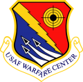 USAF Warfare Center, US Air Force.png