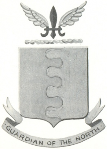 Coat of arms (crest) of the 28th Bombardment Group, USAAF
