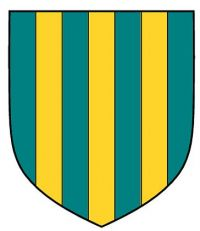 Arms of Farley Hall, University of Notre Dame