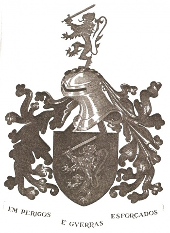 Coat of arms (crest) of the Portuguese Army