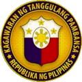 Ministry of Defence, The Philippines.png