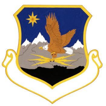 Coat of arms (crest) of the 6981st Electronic Security Group, US Air Force