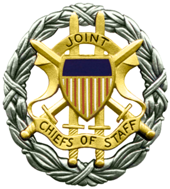Arms of Joint Chiefs of Staff