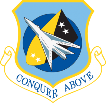 Coat of arms (crest) of the 122nd Fighter Wing, Indiana Air National Guard