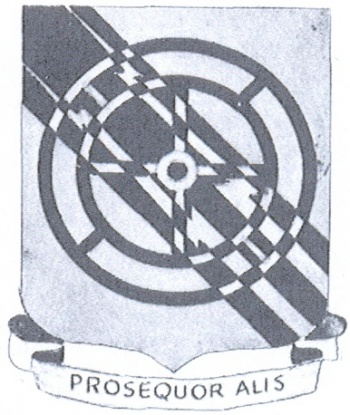 Coat of arms (crest) of the 15th Fighter Group, USAAF