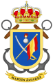 Martin Álvarez Section, Spanish Navy.png
