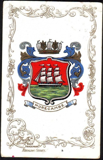 Arms of Morecambe and Heysham