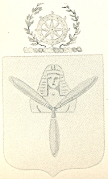 Coat of arms (crest) of the Intelligence School, USAAF