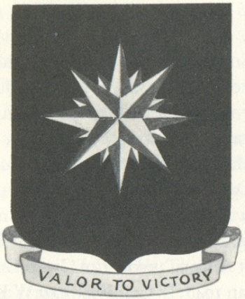 Coat of arms (crest) of the 34th Bombardment Group, USAAF