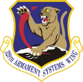 328th Armament Systems Wing, US Air Force.png