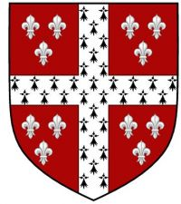 Arms of Pasquerilla East Hall, University of Notre Dame
