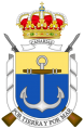 Canary Islands Security Unit, Spanish Navy.png