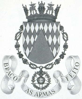 Coat of arms (crest) of the Naval Fusiliers, Portuguese Navy